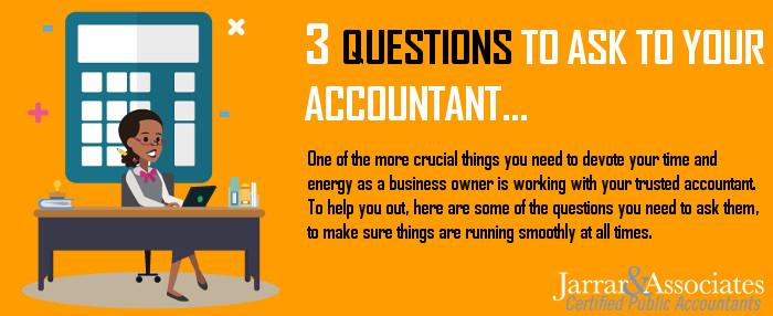 question accountant jarrar