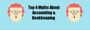 accounting bookkeeping myths