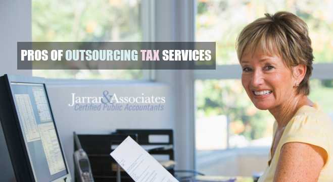 Outsourcing tax services
