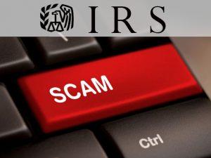 Avoid IRS Scam