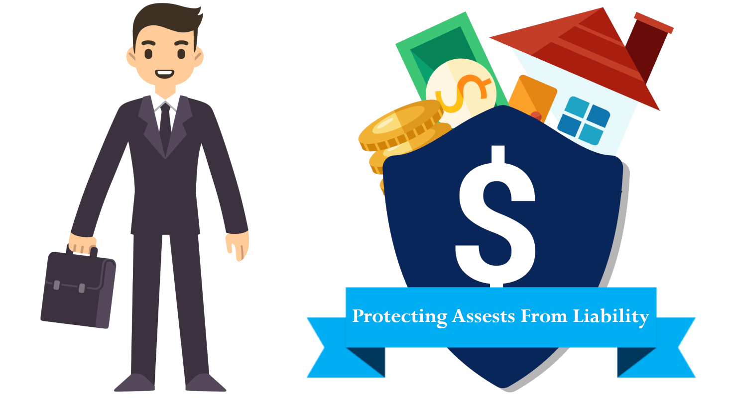 Save Asset From Liability