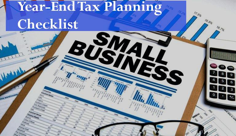 year-end-tax-planning-checklist