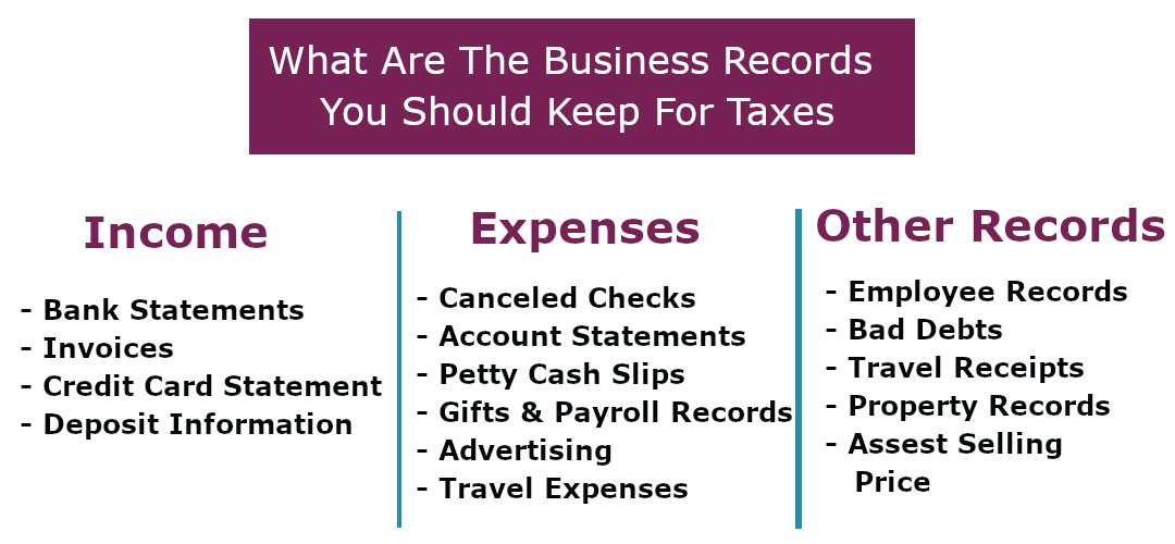 business-tax-records
