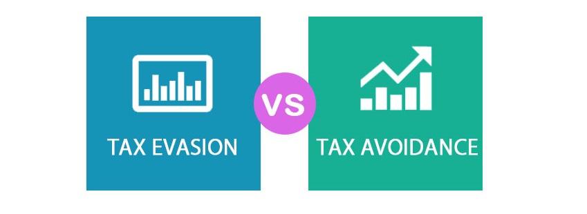 Tax Avoidance And Tax Invasion