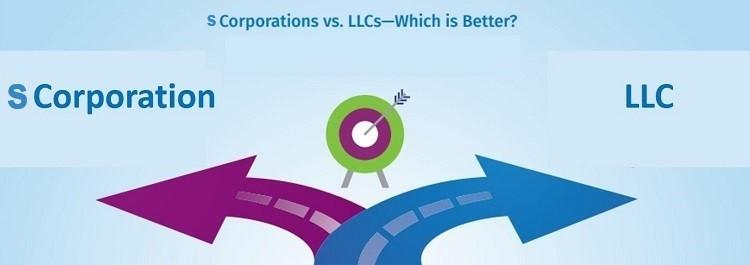 s corporations vs llc
