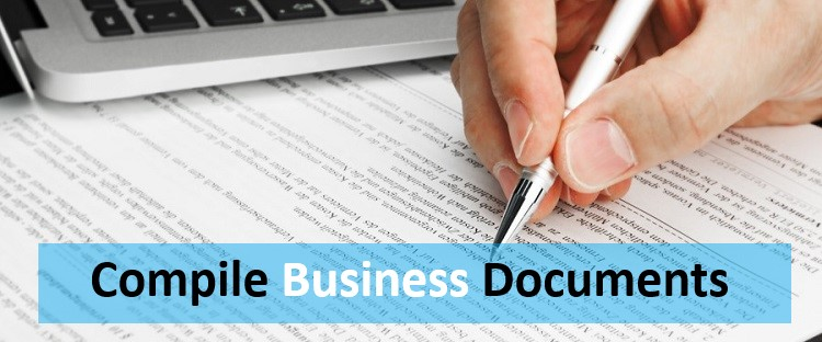 Compile Business Documents