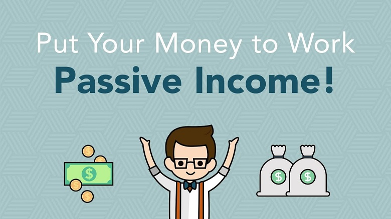 Invest in assets producing passive income