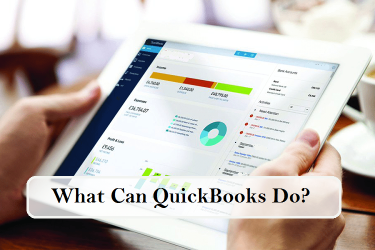 What Can QuickBooks Do