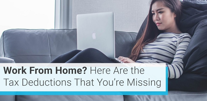 How To Get Tax Deductions For Your Work From Home