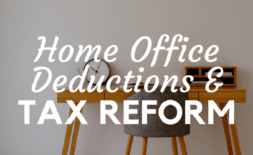 Home Office Deductions