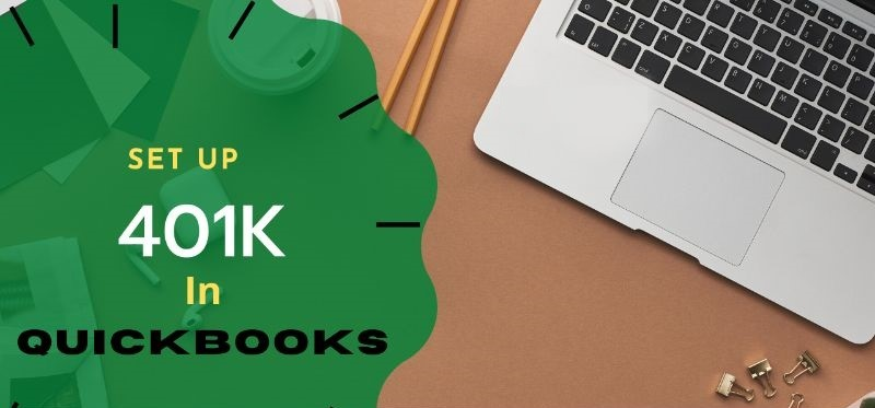 401(k) Plan Connected to QuickBooks
