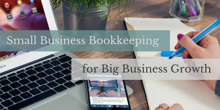 bookkeeping service for small business