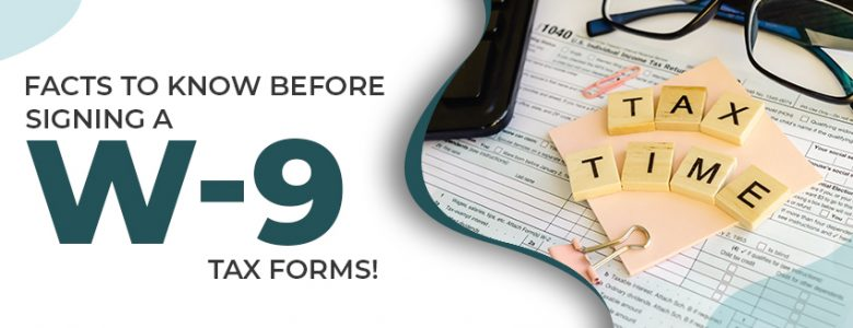 what is w-9 form and its importance