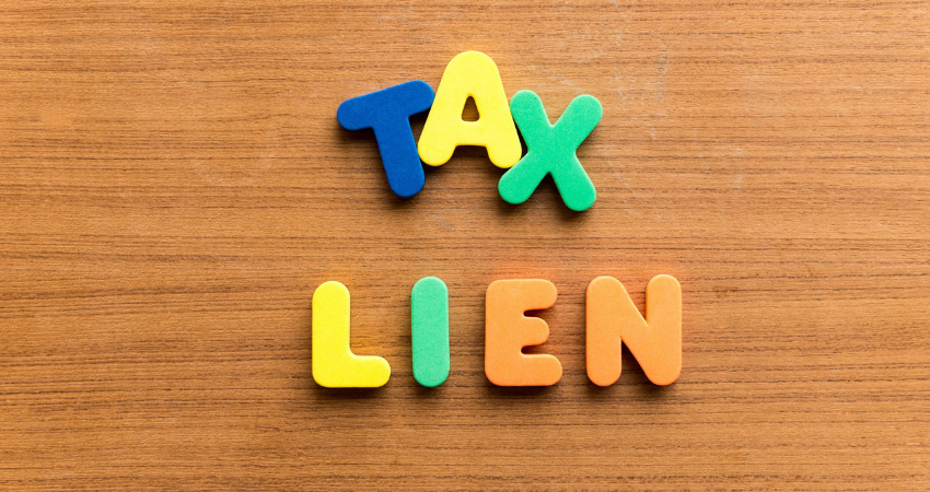 what is tax lien