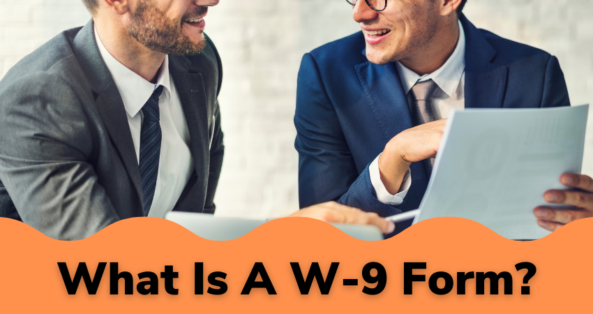 what is a W-9 form