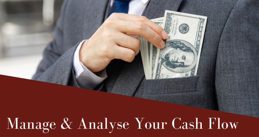 Manage & Analyse Your Cash Flow