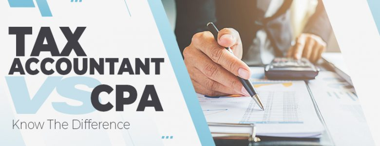 difference between tax accountant and cpa