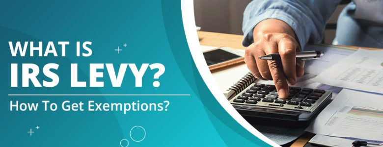 what is IRS levy