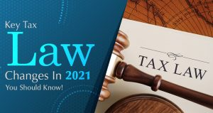 tax law changes in 2021